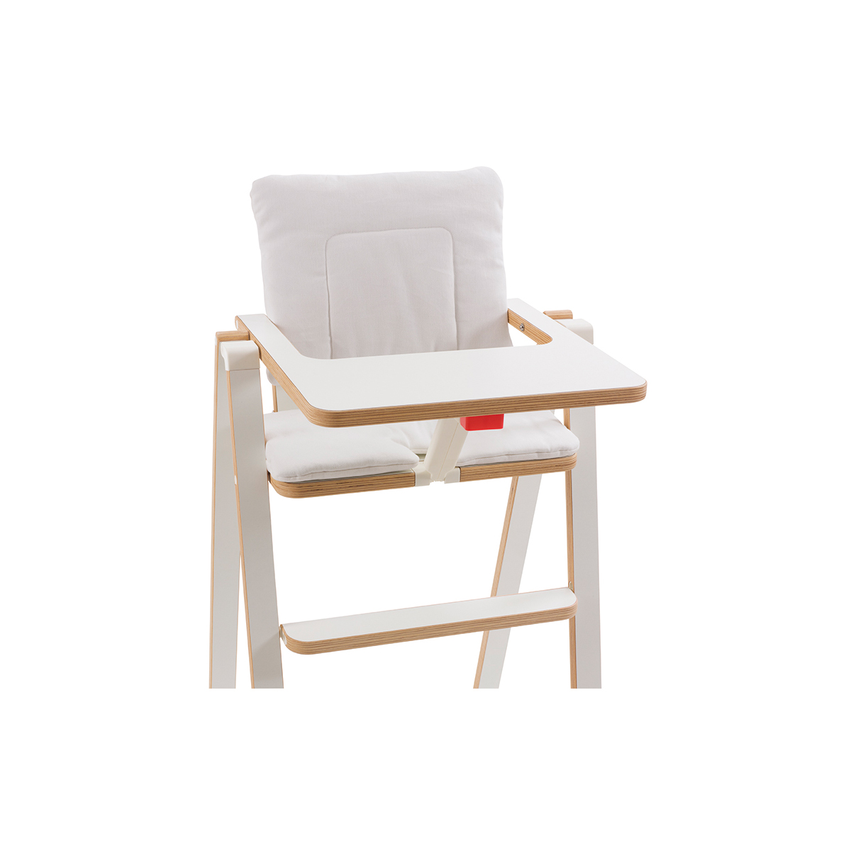 Chaise fly chic silla industrial de metal verde for Chaises fly